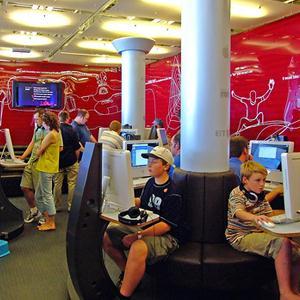 Интернет-кафе Ростова