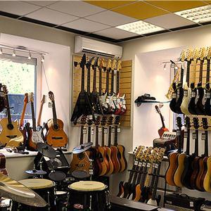 Музыкальные магазины Ростова