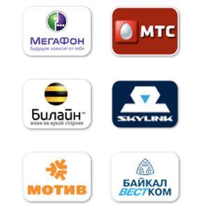 Операторы сотовой связи Ростова