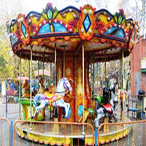 Парки культуры и отдыха Ростова