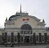 Железнодорожные вокзалы в Ростове
