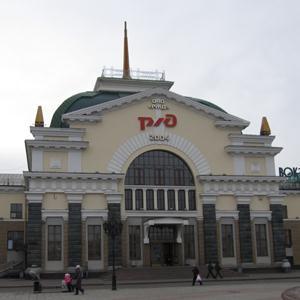 Железнодорожные вокзалы Ростова
